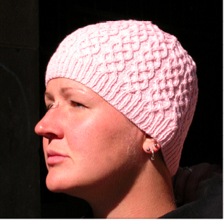 Knit Patterns For Hats For Cancer Patients : Knit Hats For Breast Cancer KnitFreedom